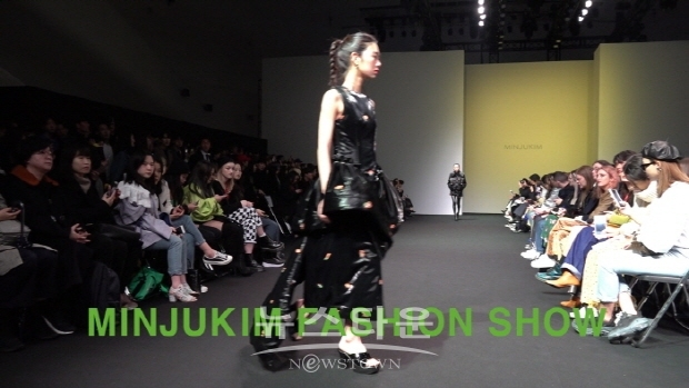 MINJUKIM FASHION SHOW(김한정 기자)